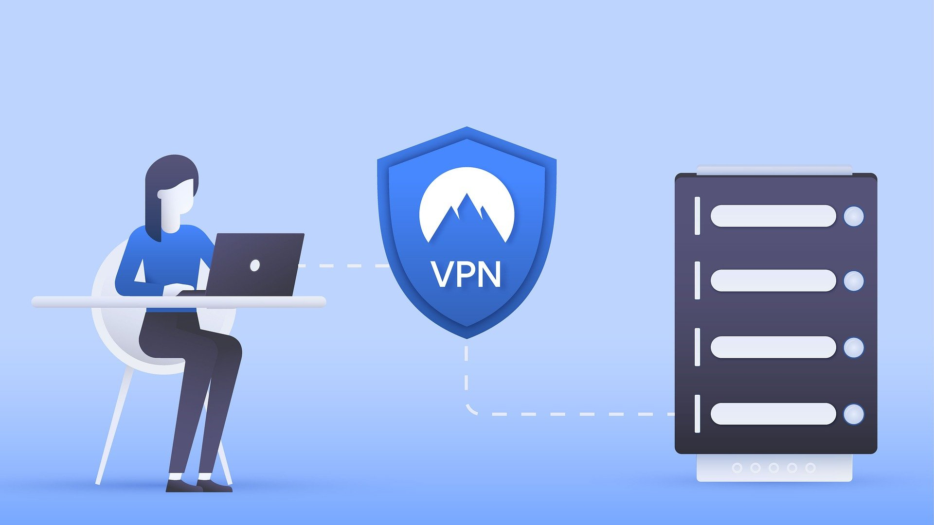 How did you work without a VPN before